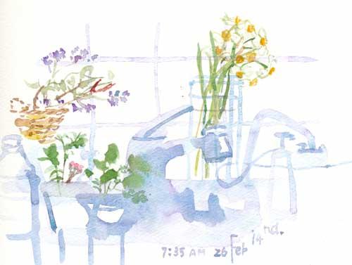 小さな春 25_d0115092_8402028.jpg
