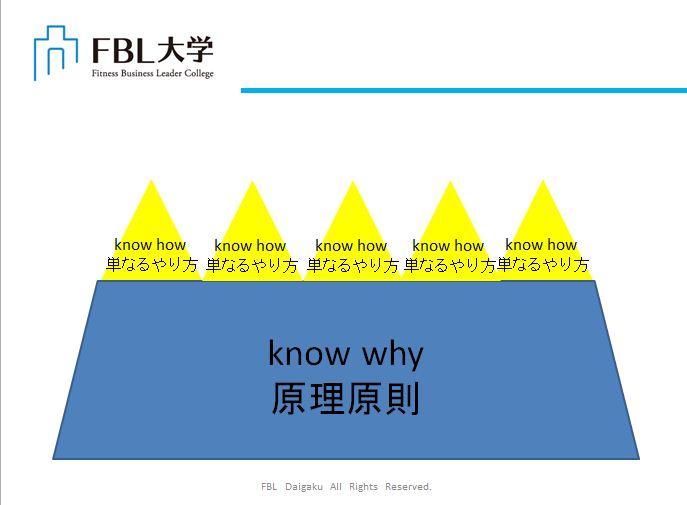 No.2362 2月26日(水):「know how (ノウハウ)」ではなく「know why(ノウホワイ)」_b0113993_21204083.jpg