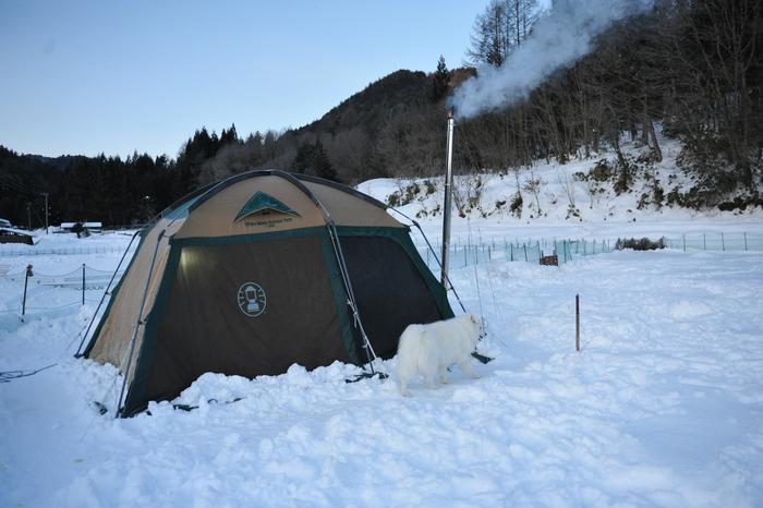 雪中キャンプ in WAN-WA 第2弾 PART3_a0049296_20265843.jpg