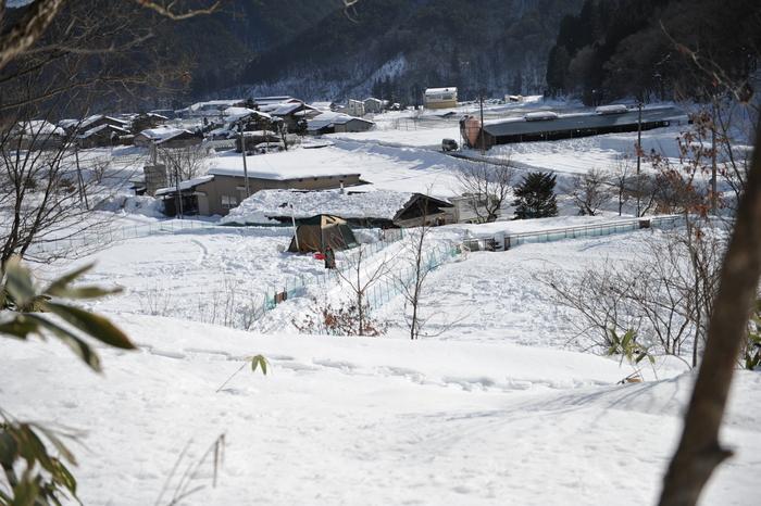 雪中キャンプ in WAN-WA 第2弾 PART3_a0049296_20393744.jpg