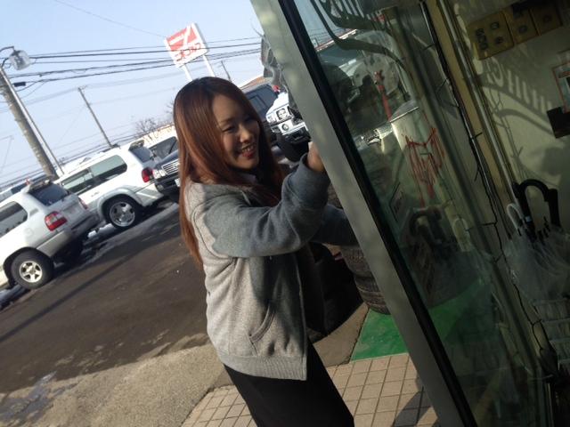 2月27日☆山本が送ります TOMMYの1日(^_-)-☆ ランクル アルファード ハマー_b0127002_16594524.jpg