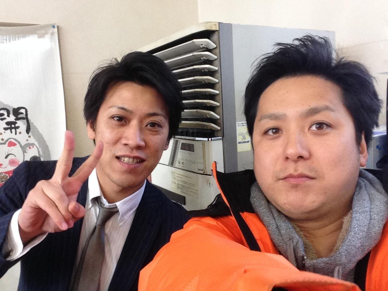 2月27日☆山本が送ります TOMMYの1日(^_-)-☆ ランクル アルファード ハマー_b0127002_17241433.jpg
