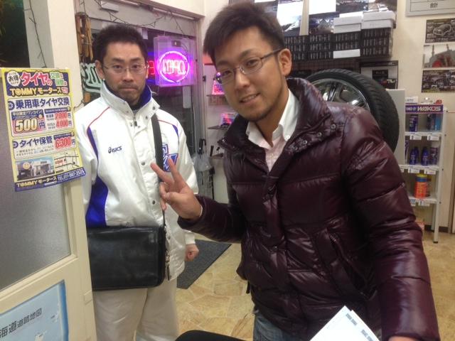 2月27日☆山本が送ります TOMMYの1日(^_-)-☆ ランクル アルファード ハマー_b0127002_18354919.jpg