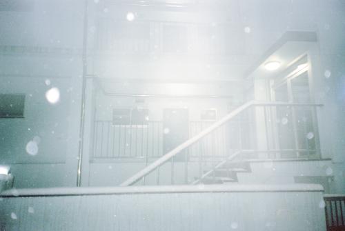 20140215 雪の日の夜_b0212922_00443785.jpg