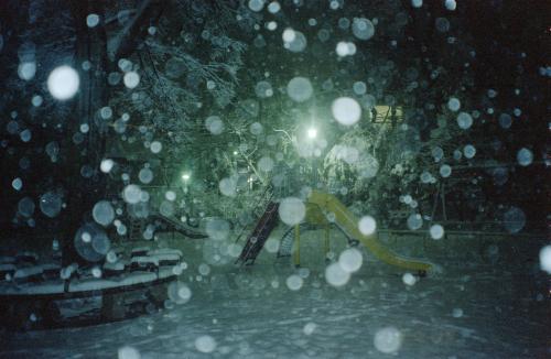 20140215 雪の日の夜_b0212922_00444743.jpg