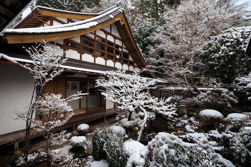 鶴亀庭園・宝楽園の雪景色(宝泉院・後編)_f0155048_747717.jpg