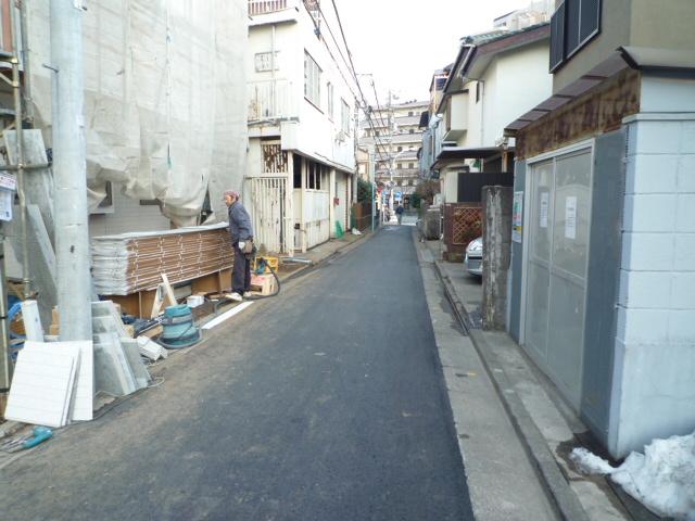 和田堀公園近く新築一戸建て_b0246953_21064041.jpg