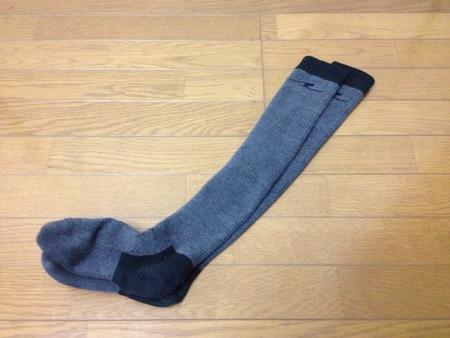 防寒【Over Knee Socks】_c0217759_23254894.jpg