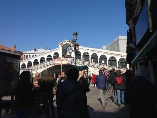 24/02/2014  ヴェネツィア:リアルト橋_a0136671_03481245.jpg