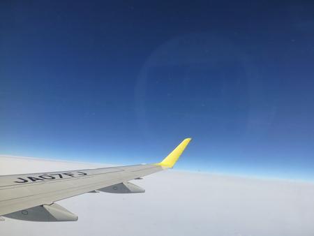 福岡県小倉シリーズ  小型ジェット機 エンブラエル175に乗る_b0011584_6414780.jpg