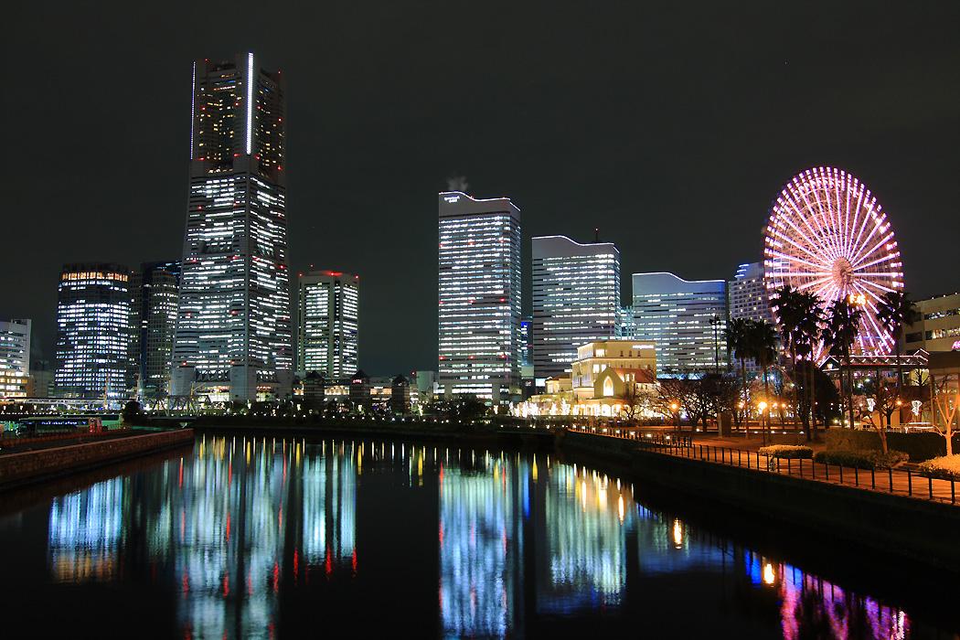 横浜レポ 2014 みなとみらい夜景編_d0150493_2240682.jpg