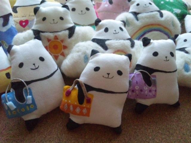 阪神百貨店「パンダの作品展」始まりました!作品紹介_d0322493_017957.jpg