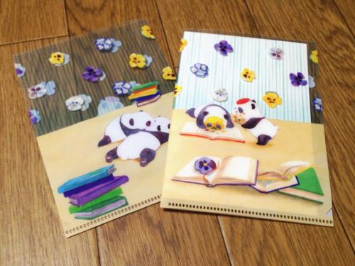 阪神百貨店「パンダの作品展」始まりました!作品紹介_d0322493_0273152.png