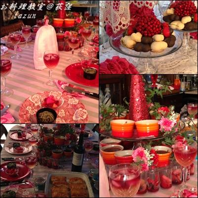 バレンタインメニューでお料理教室でした_d0144095_22465365.jpg
