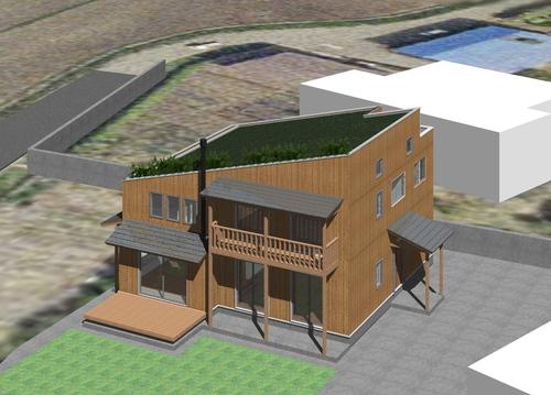 芝置屋根の家3_e0054299_13275997.jpg