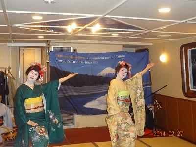 静岡MICE FAM TRIP 2014 !_d0050503_7515839.jpg
