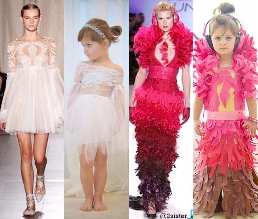 娘のためにペーパークラフトであらゆるデザインのお洋服を作るお母さんのインスタグラム_b0007805_22422480.jpg