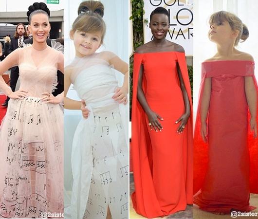 娘のためにペーパークラフトであらゆるデザインのお洋服を作るお母さんのインスタグラム_b0007805_2242456.jpg