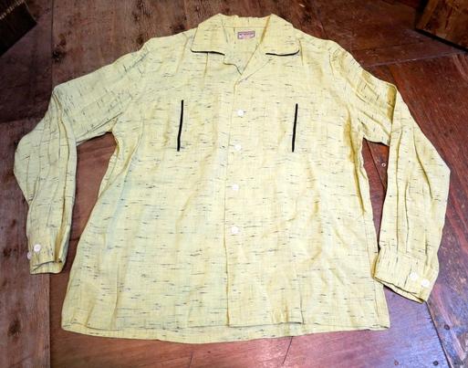 3月1日(土)入荷商品!50\'S マクレガーレーヨンシャツ!_c0144020_1530356.jpg