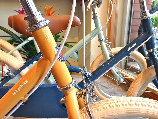 TOKYOBIKE トーキョーバイク『 LITTLE TOKYOBIKE リトル』 おしゃれ 自転車 子供_b0212032_19474823.jpg