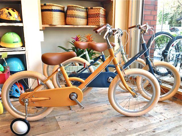 TOKYOBIKE トーキョーバイク『 LITTLE TOKYOBIKE リトル』 おしゃれ 自転車 子供_b0212032_19483354.jpg