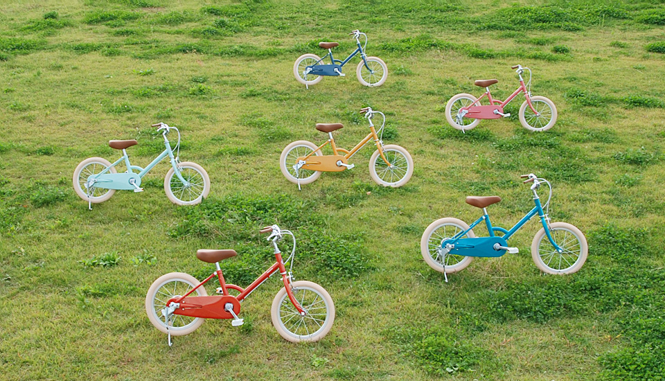 TOKYOBIKE トーキョーバイク『 LITTLE TOKYOBIKE リトル』 おしゃれ 自転車 子供_b0212032_1950214.jpg