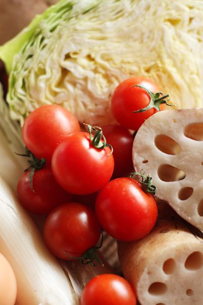 お野菜たっぷり_f0149855_1822522.jpg