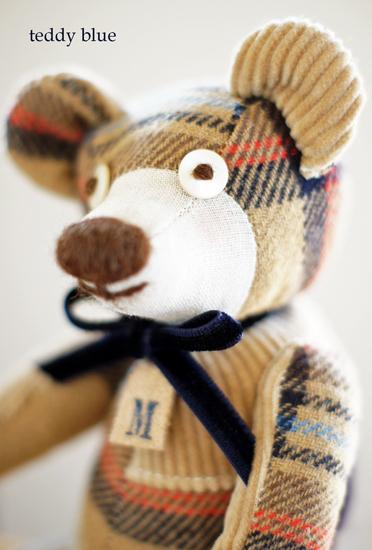 teddy baby girl M  テディ ベイビーガール M _e0253364_16441539.jpg