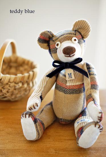 teddy baby girl M  テディ ベイビーガール M _e0253364_164429.jpg