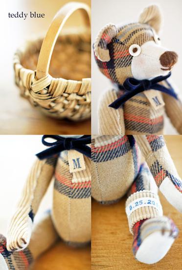 teddy baby girl M  テディ ベイビーガール M _e0253364_16443239.jpg