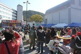 第7回 安浦かき祭り_e0175370_911188.jpg