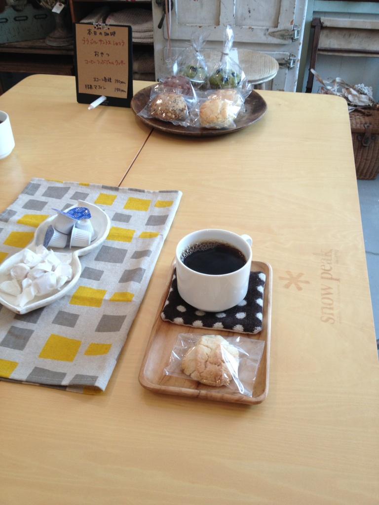 本日の oneday cafe。_a0164280_20251986.jpg