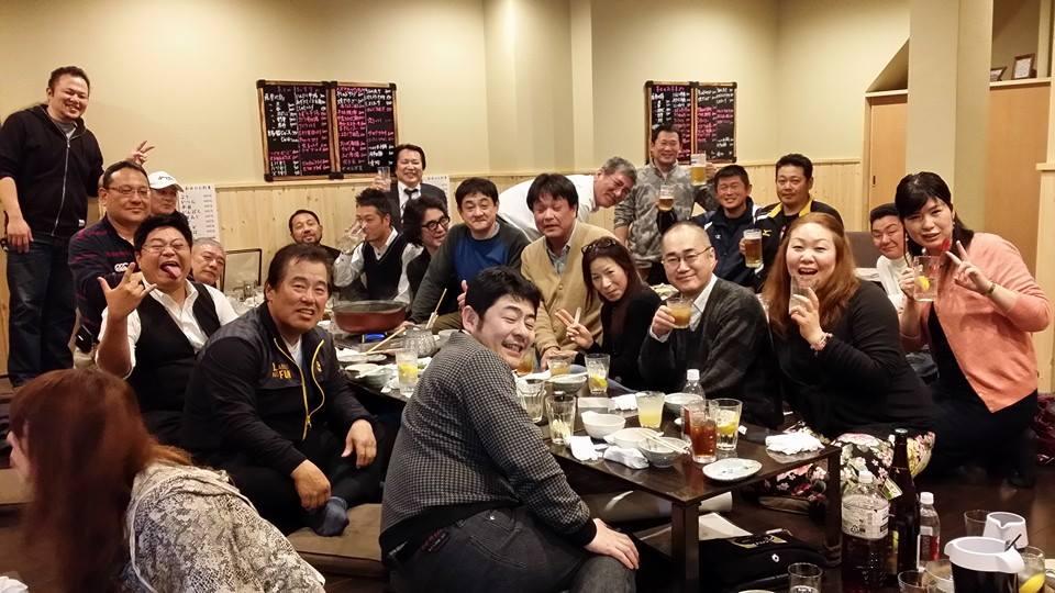 松山の皆様と楽しい時間を過ごせました。_c0186691_055478.jpg