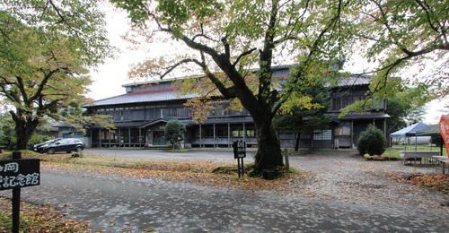 庄内の旅:松ヶ丘開墾記念館_e0054299_1210219.jpg