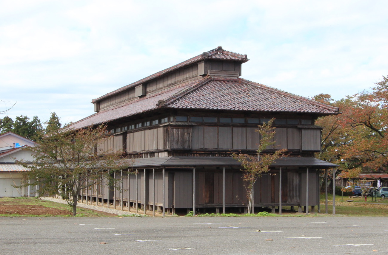 庄内の旅:松ヶ丘開墾記念館_e0054299_12105816.jpg
