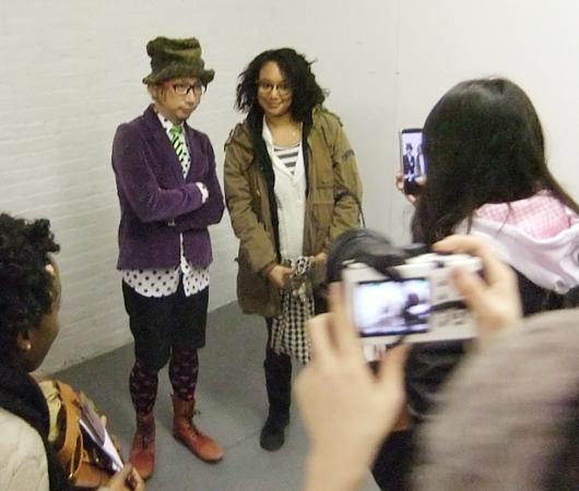 日本のKawaiiがアートになってニューヨークへ!!! 増田セバスチャンさんNY初個展 #SebastianMasuda _b0007805_3135365.jpg