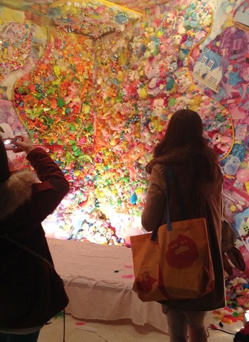 増田セバスチャンさんのNY初個展を見てきました #SebastianMasuda_b0007805_6311095.jpg