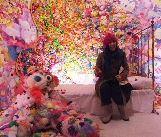 増田セバスチャンさんのNY初個展を見てきました #SebastianMasuda_b0007805_6361046.jpg