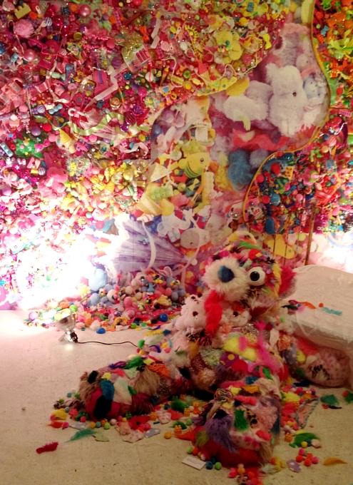 増田セバスチャンさんのNY初個展を見てきました #SebastianMasuda_b0007805_6365995.jpg