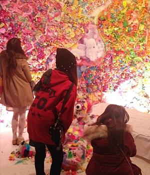増田セバスチャンさんのNY初個展を見てきました #SebastianMasuda_b0007805_734224.jpg