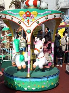 さよなら蒲田観覧車(屋上遊園地)_e0101312_12553498.jpg