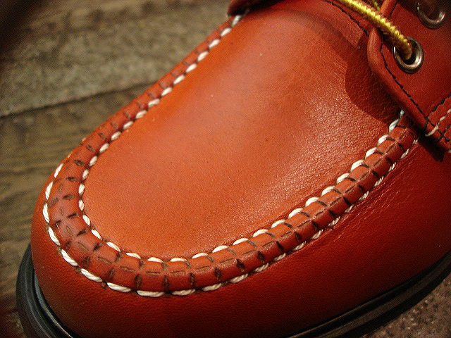"NEW : REDWING [SuperSole® WORK OXFORD] ""Rough & Tough\"" SG & Oro-Russet \""Portage\"" 2014 SPRING !!_a0132147_23543593.jpg"