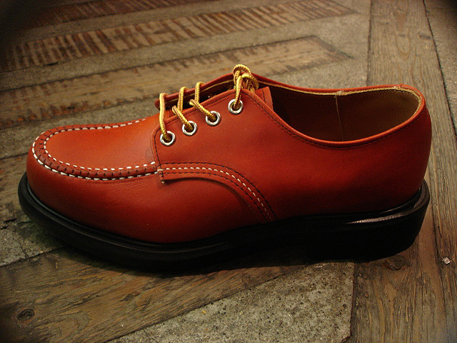 "NEW : REDWING [SuperSole® WORK OXFORD] ""Rough & Tough\"" SG & Oro-Russet \""Portage\"" 2014 SPRING !!_a0132147_2355020.jpg"