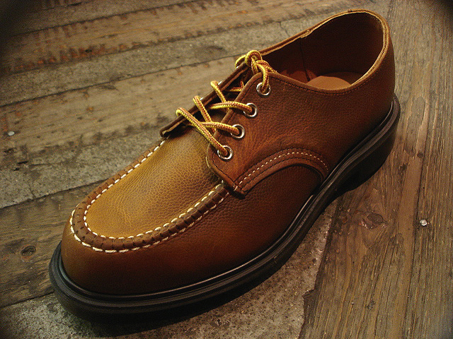 "NEW : REDWING [SuperSole® WORK OXFORD] ""Rough & Tough\"" SG & Oro-Russet \""Portage\"" 2014 SPRING !!_a0132147_2358334.jpg"
