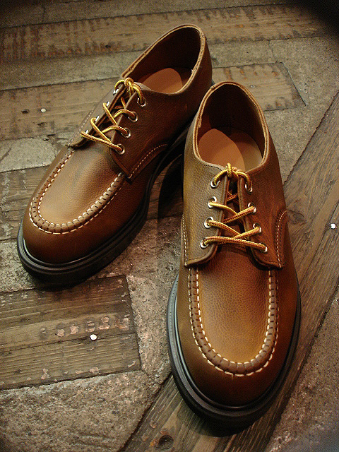 "NEW : REDWING [SuperSole® WORK OXFORD] ""Rough & Tough\"" SG & Oro-Russet \""Portage\"" 2014 SPRING !!_a0132147_23583791.jpg"