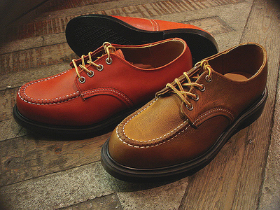"NEW : REDWING [SuperSole® WORK OXFORD] ""Rough & Tough\"" SG & Oro-Russet \""Portage\"" 2014 SPRING !!_a0132147_23591040.jpg"