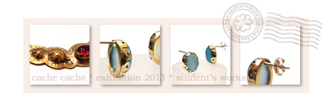 【その4】彫金教室作品展2013*生徒さん作品_e0161063_1864663.jpg