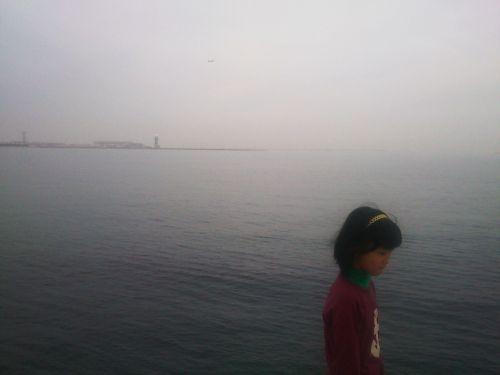 土曜日:冬のりんくうビーチ_f0059665_20213266.jpg