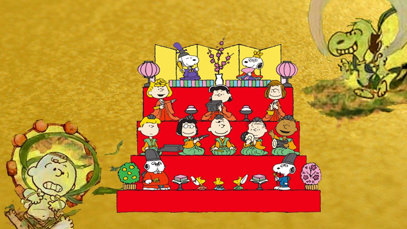 スヌーピー壁紙 2014 03 Snoopy スヌーピー日記