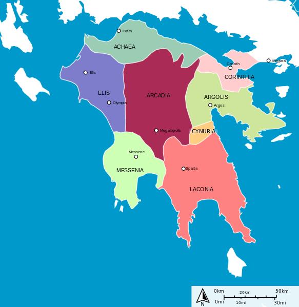 皮洛斯的勝利與羅馬義大利南部統一_e0040579_12252612.png